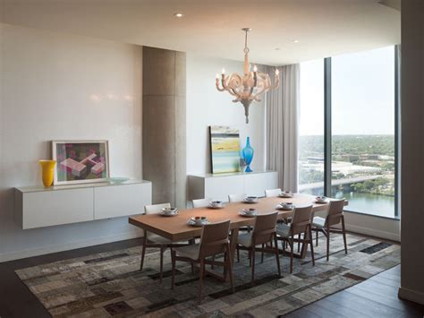 Urbanspace Interiors by W Residence Dining Room Modern Dining Room