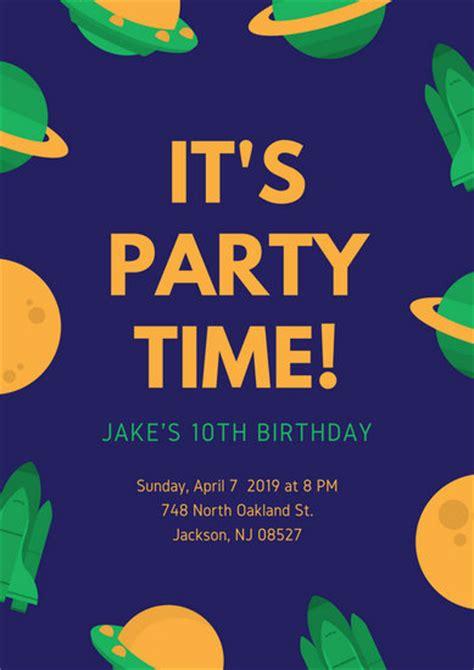 Plakat Geburtstag by Birthday Poster Templates Canva