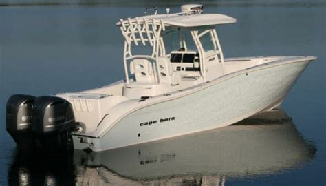cape horn boats reviews cape horn 32 vicious to the fishes boats