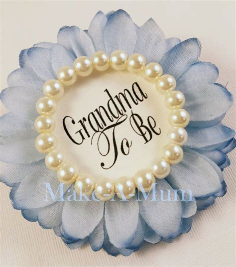 Baby Shower Pins Corsages by 17 Mejores Ideas Sobre Corsage Para Baby Shower En