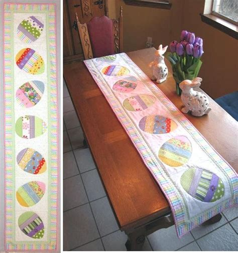 You To See Easter Table Runner By Allthatpatchwor - 32 best images about easter table runners on