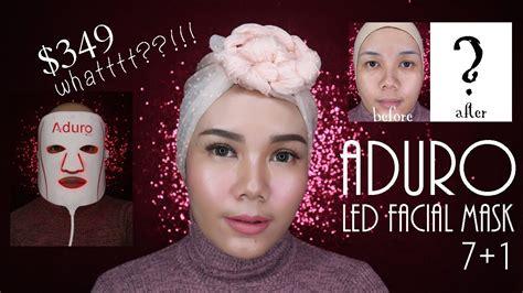 4 In 1lperawatan Wajah honest review aduro led mask 7 1 perawatan kulit wajah tanpa harus ke dokter kulit