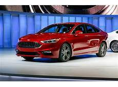 2019 Ford Fusion Redesign