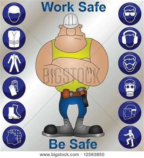 construction worker wearing personal protection equipment