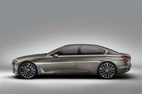 luxury bmw 7 series bmw vision future luxury concept previews next 7 series