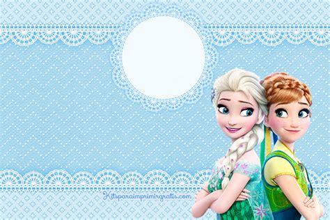 etiquetas circulares y toppers de frozen para decorar kit frozen fiebre congelada gratis para imprimir y decorar