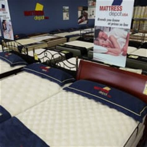 mattress depot usa 10 zdj苹艸 materace 14603 ne 20th