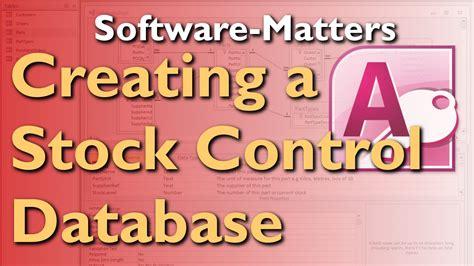sales employee tracker custom access database application