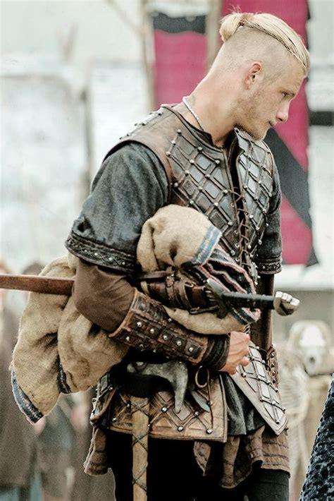 vikings alexander ludwig reveals 5 things about bjorn bjorn vikings 3 01 mercenary movies tv animation