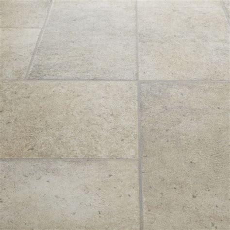 goliath alba stone tile effect vinyl flooring vinyl