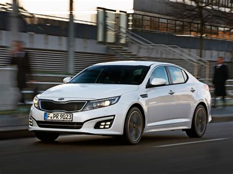 Kia Optima Fuel Capacity Kia Optima Car Technical Data Car Specifications Vehicle