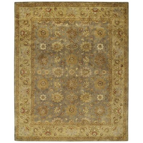 capel rugs home capel orinda sultanabad grey 10 ft x 13 ft area rug 9207rs10001300300 the home depot