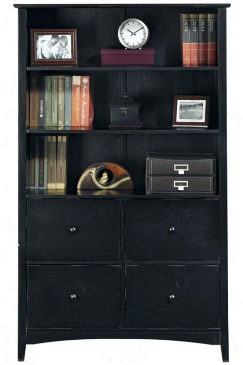 Bookcase With File Drawers by Diaz Candleholders 2 Home Decorations Smart Shop Buy