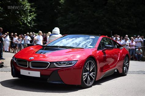 bmw i8 colors bmw i8 protonic and fronze orange introduced at