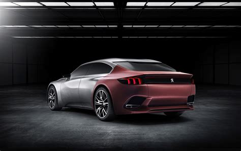 peugeot exalt concept 2014 peugeot exalt concept 3 wallpaper hd car wallpapers