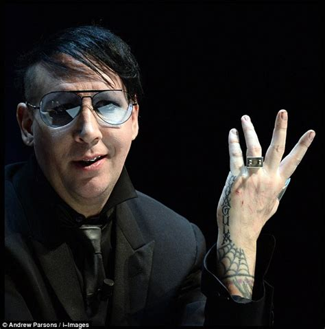 CANNES LIONS: Marilyn Manson reveals he wants people who