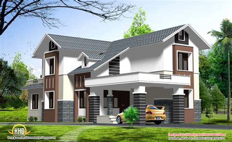 story house double story home design 2463 sq ft home appliance
