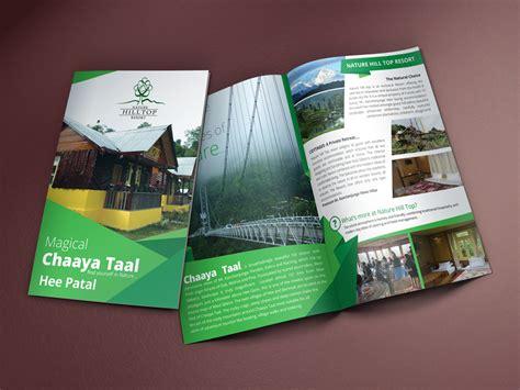 Home Landscaping Design Software Free brochure design for nature hill top resort uflix design