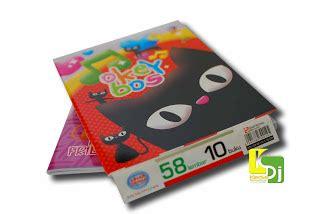 Leaf A5 Isi 50 Lembar stationery kedai pelajar