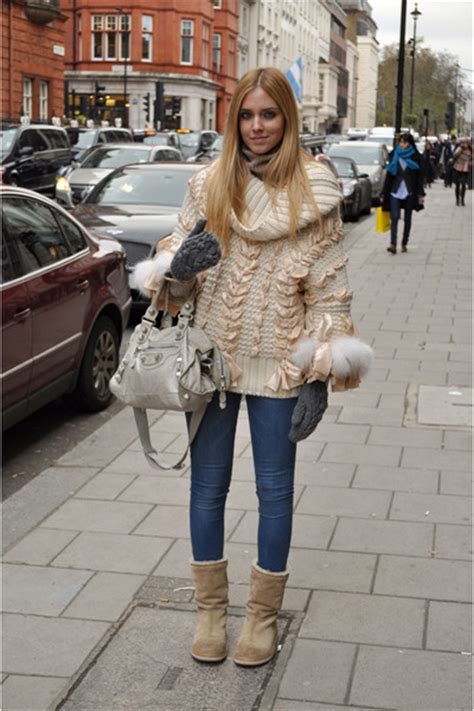 tan leather bags beige ugg boots navy skinny jeans