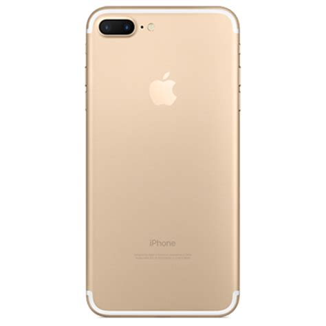 apple iphone 7 plus 128gb gold kickmobiles 174