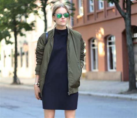 Do You Wear As Outerwear by How To Wear Bomber Jackets Wardrobelooks