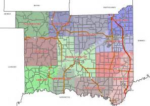 townships of jackson county indiana