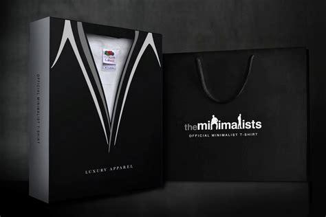 minimalist shirt the official minimalist t shirt the minimalists