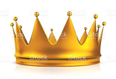 Setelan Annbebie I White Crown 골드 왕관 일러스트 164547784 istock