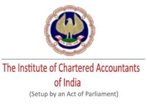 Institute Of Accountants Mba by Icai Comes Out With Changes In Admission Procedure