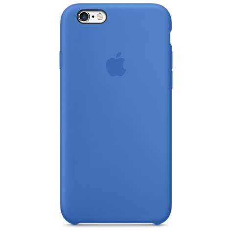 Casing Hp Iphone 6 6s Blue Call Box Tardis Custom Hardcase Cove iphone 6s silicone royal blue apple