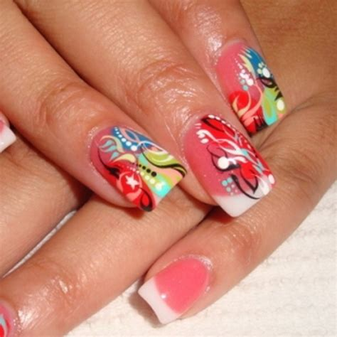 easy nail art new year easy fashionable new years 2013 nail art designs to master