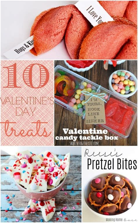 valentines treat ideas 10 s day treat ideas home stories a to z