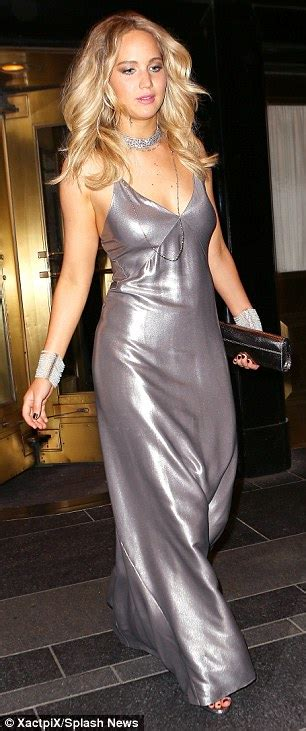 Slinky Silver For Autumn Nights Out by Slips Into A Slinky Silver