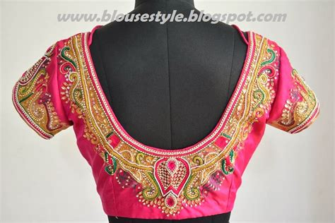 traditional blouse models of blouse designs indian traditional blouse neck