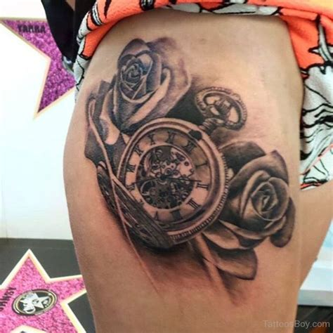 tattoo compass thigh compass tattoos tattoo designs tattoo pictures page 5