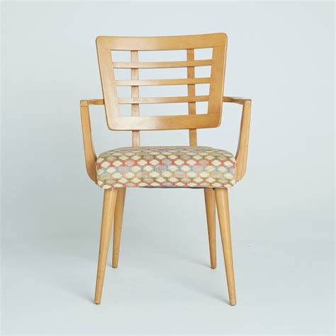 maple dining room chairs 1950s american modern maple dining chairs at 1stdibs