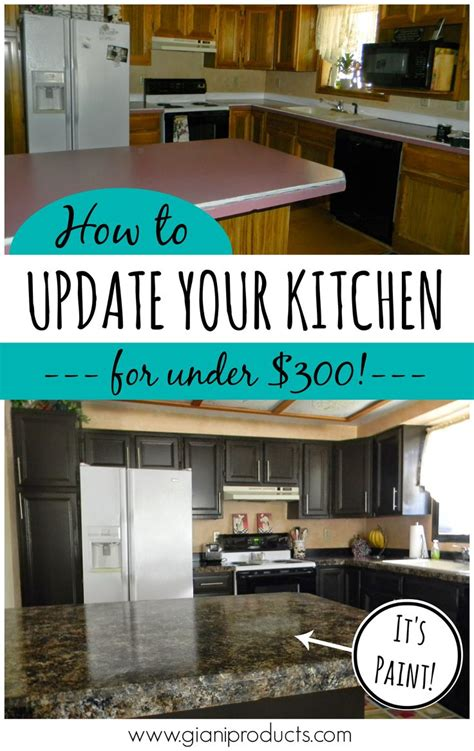 kitchen updates on a budget kitchen update on a budget countertop paint that looks