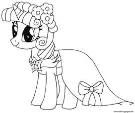 my pony coloring pages pdf princess twilight sparkle my pony coloring pages