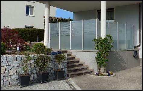 überdachung Glas Terrasse by Windschutz Terrasse Glas Mobil Page Beste