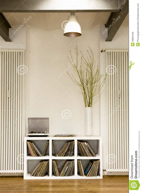 Free Records In Vinyl Records In Shelf At Home Royalty Free Stock Image Image 33894446