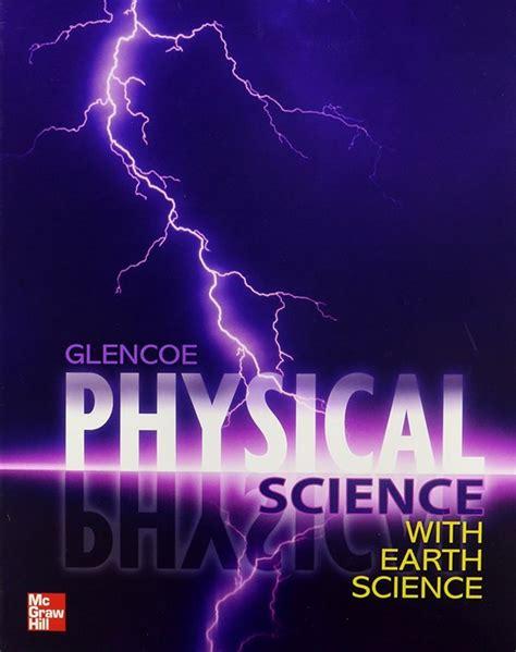 Glencoe Mcgraw Hill Physical Science Worksheets Answers