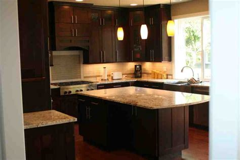 espresso kitchen cabinets home furniture design