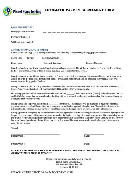 work from home agreement template work from home agreement template gallery agreement