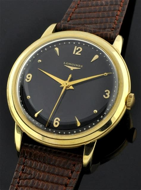 solid gold vintage longines watchestobuy