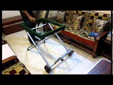 table saw stand folding diy youtube