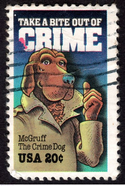 mcgruff the crime st of 20 162 1984 mcgruff the crime from united states of america id 7551
