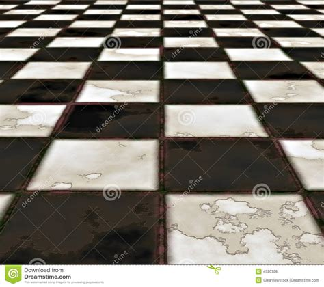 Black And White Marble Floor by Black And White Marble Floor Royalty Free Stock Photos