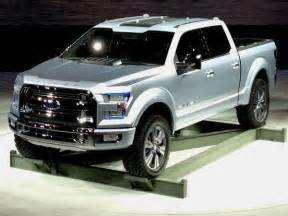 Ford Atlas 2015 Ford Atlas Concept Hints At 2015 F 150 Detroit 2013