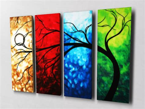 Tree Of Life Wall Mural second life marketplace esbe design four season painting